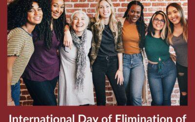 Zonta's 16 Days of Activism